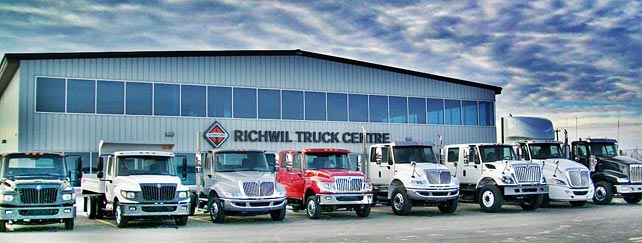 Richwil Truck Centre Ltd.